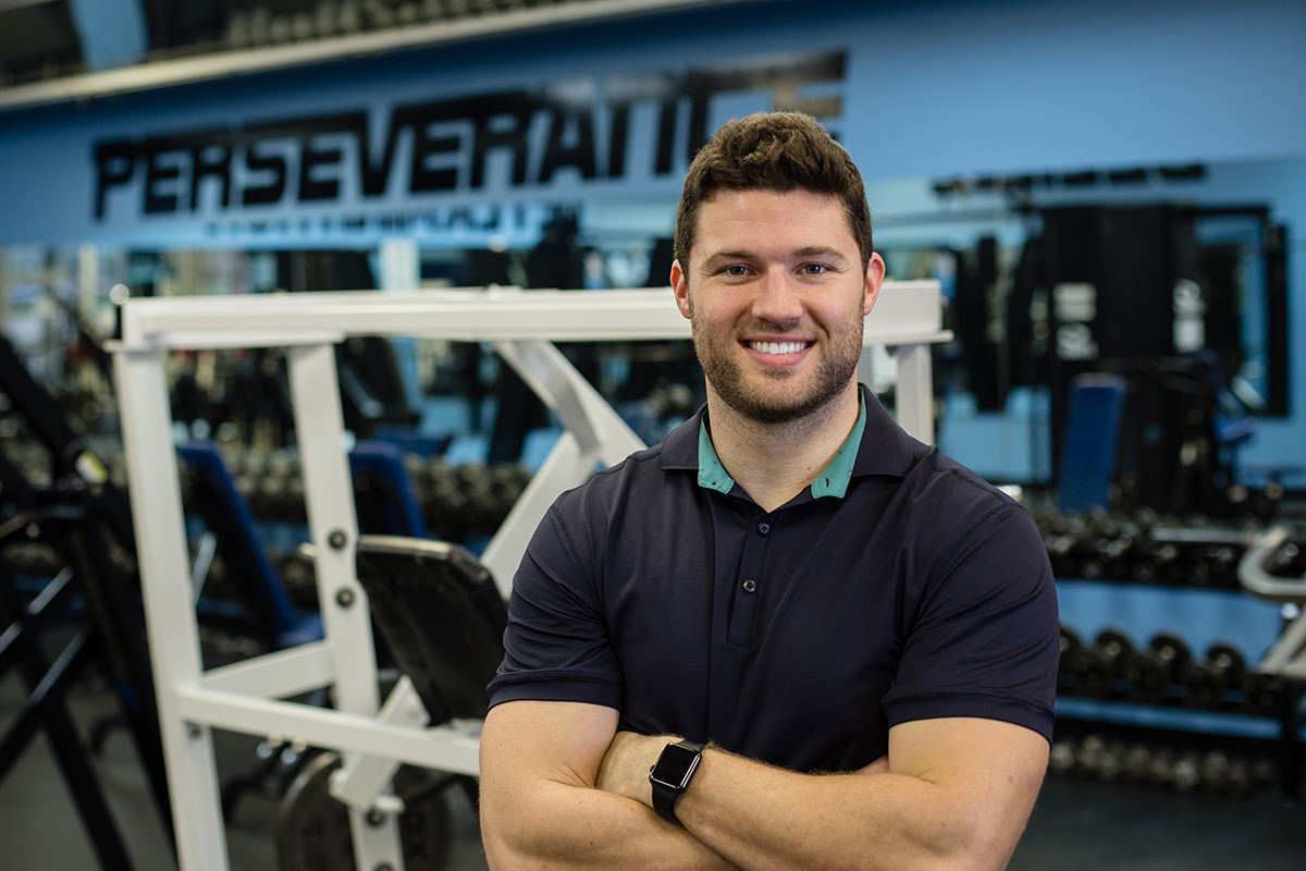 Matt Woodliff – Personal Trainer at Results Fitness