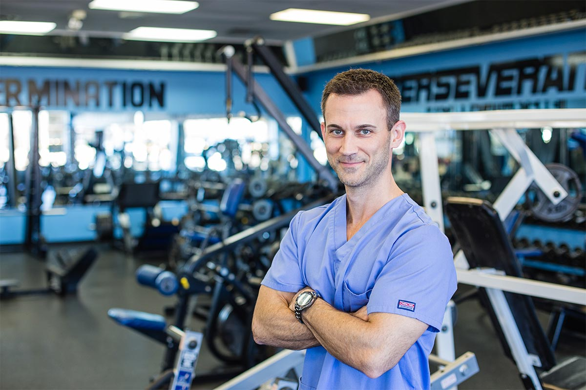 John Cotton – Personal Trainer at Results Fitness